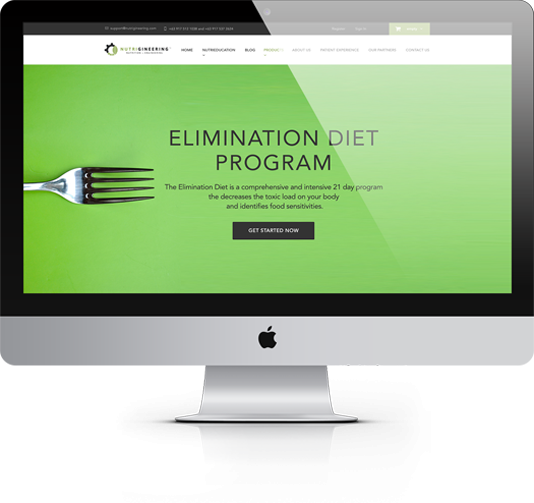 ELIMINATION DIET PROGRAM